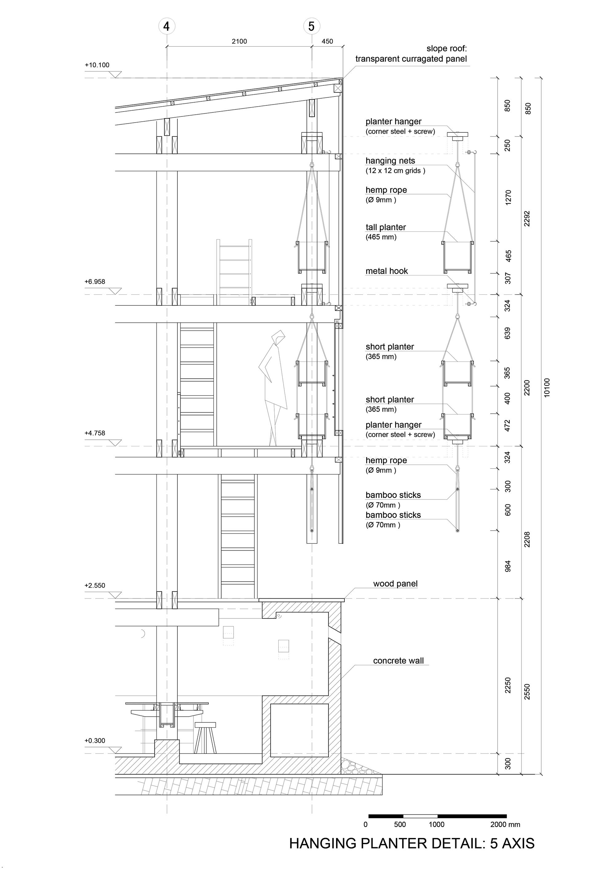 Nest We Grow / College of Environmental Design & Kengo Kuma & Associates (15)