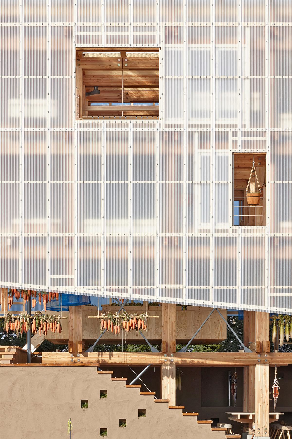 Nest We Grow / College of Environmental Design & Kengo Kuma & Associates (39)