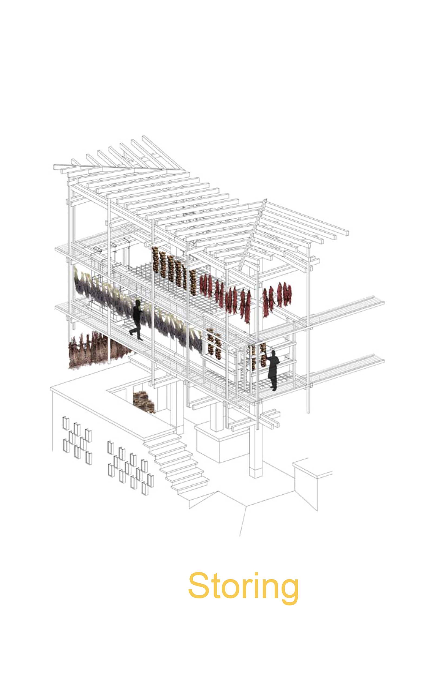 Nest We Grow / College of Environmental Design & Kengo Kuma & Associates (9)