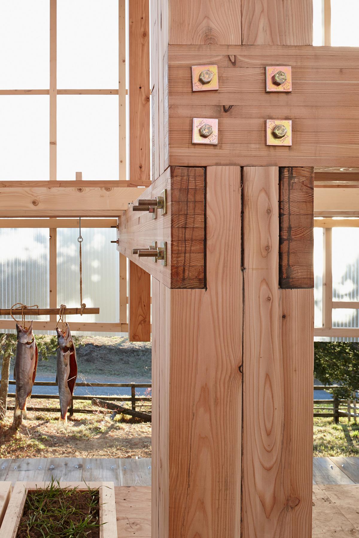 Nest We Grow / College of Environmental Design & Kengo Kuma & Associates (36)