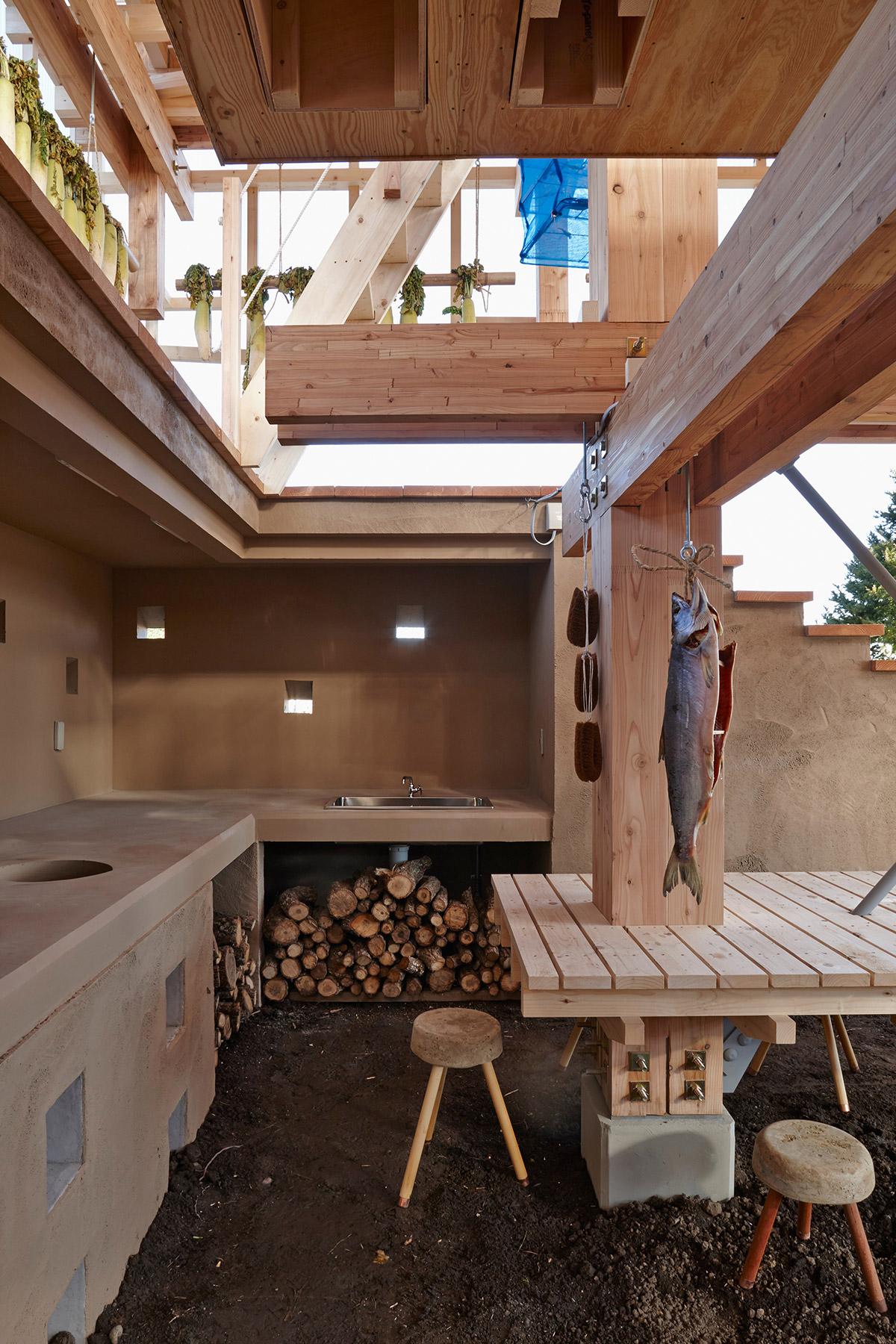 Nest We Grow / College of Environmental Design & Kengo Kuma & Associates (34)