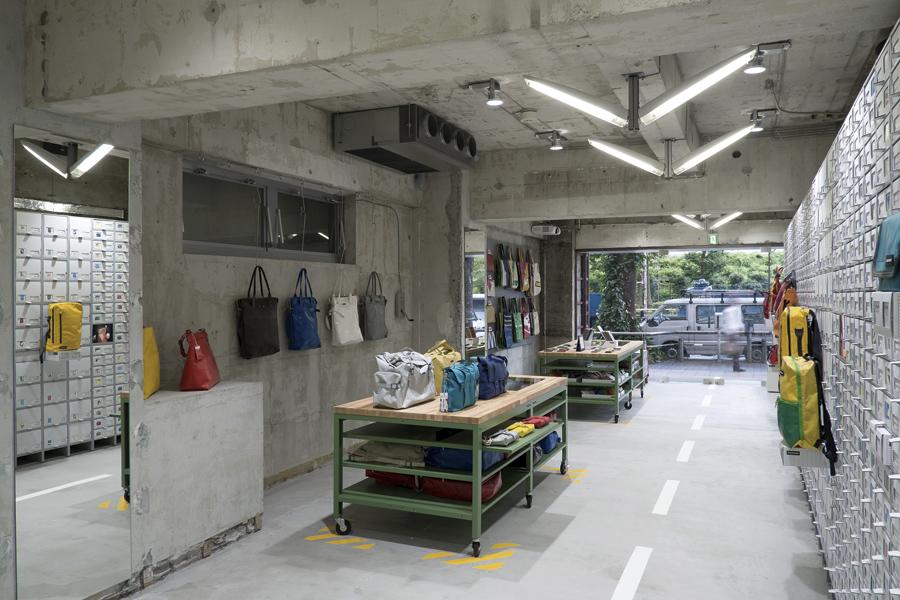 New F-Store - Freitag