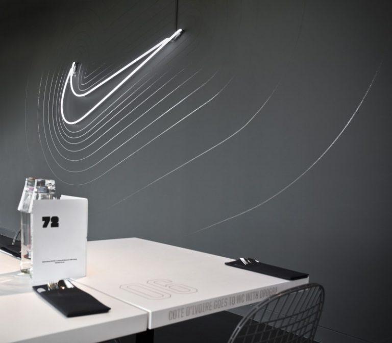 Cantine Nike / Uxus