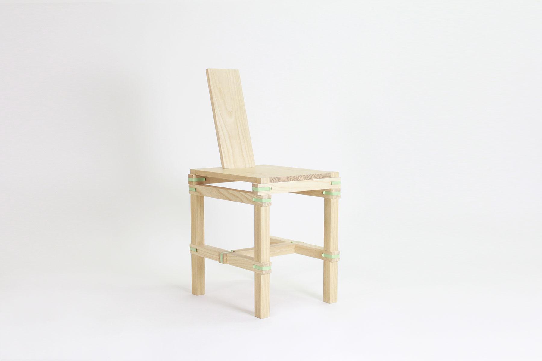 Nomadic Chair / Jorge Penades