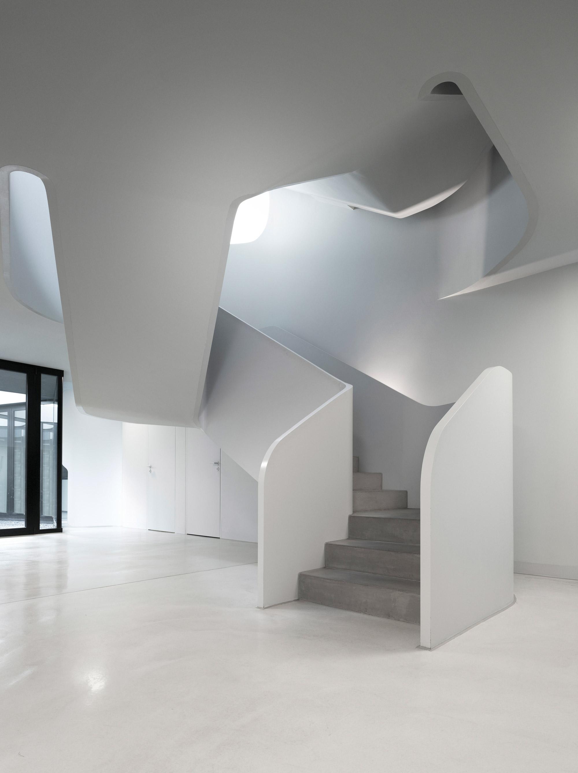 OLS House / J. MAYER H Architects