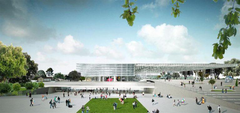 Parc des Expositions de Toulouse / OMA