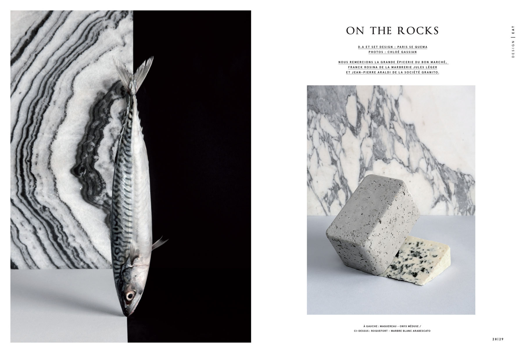 On The Rocks - Mint Magazine / Paris Se Quema & Chloé Gassian (13)