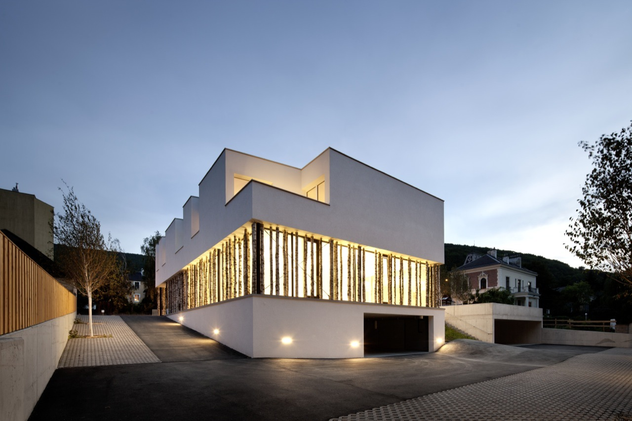 Ordination Vienna Woods - Juri Troy Architects