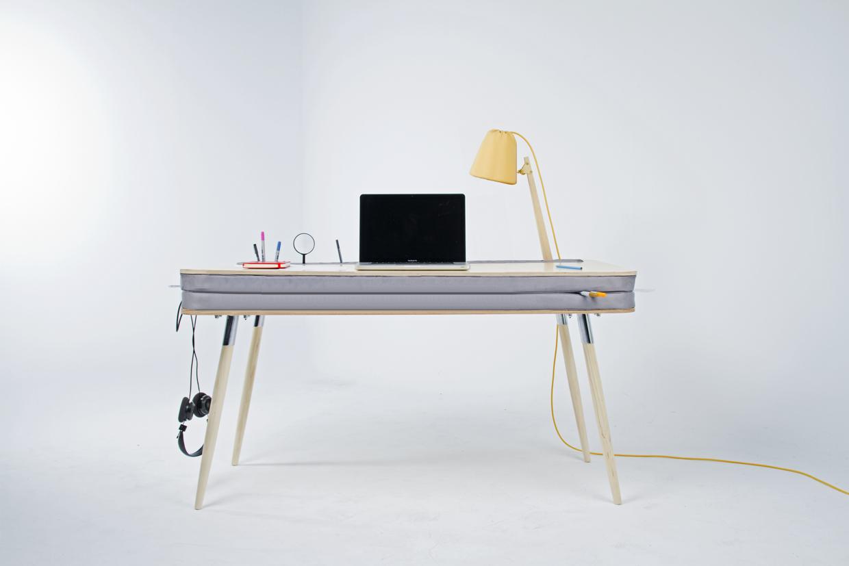 Oxymoron Desk / Anna Lotova (3)