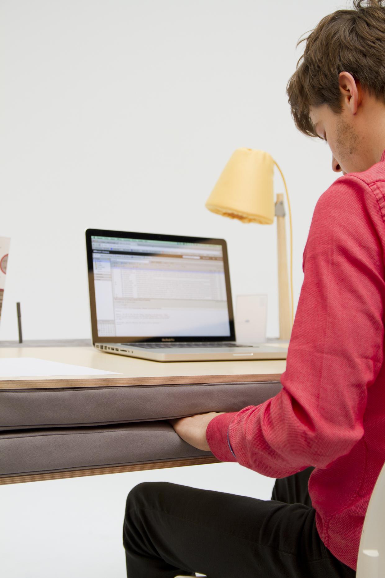Oxymoron Desk / Anna Lotova (2)