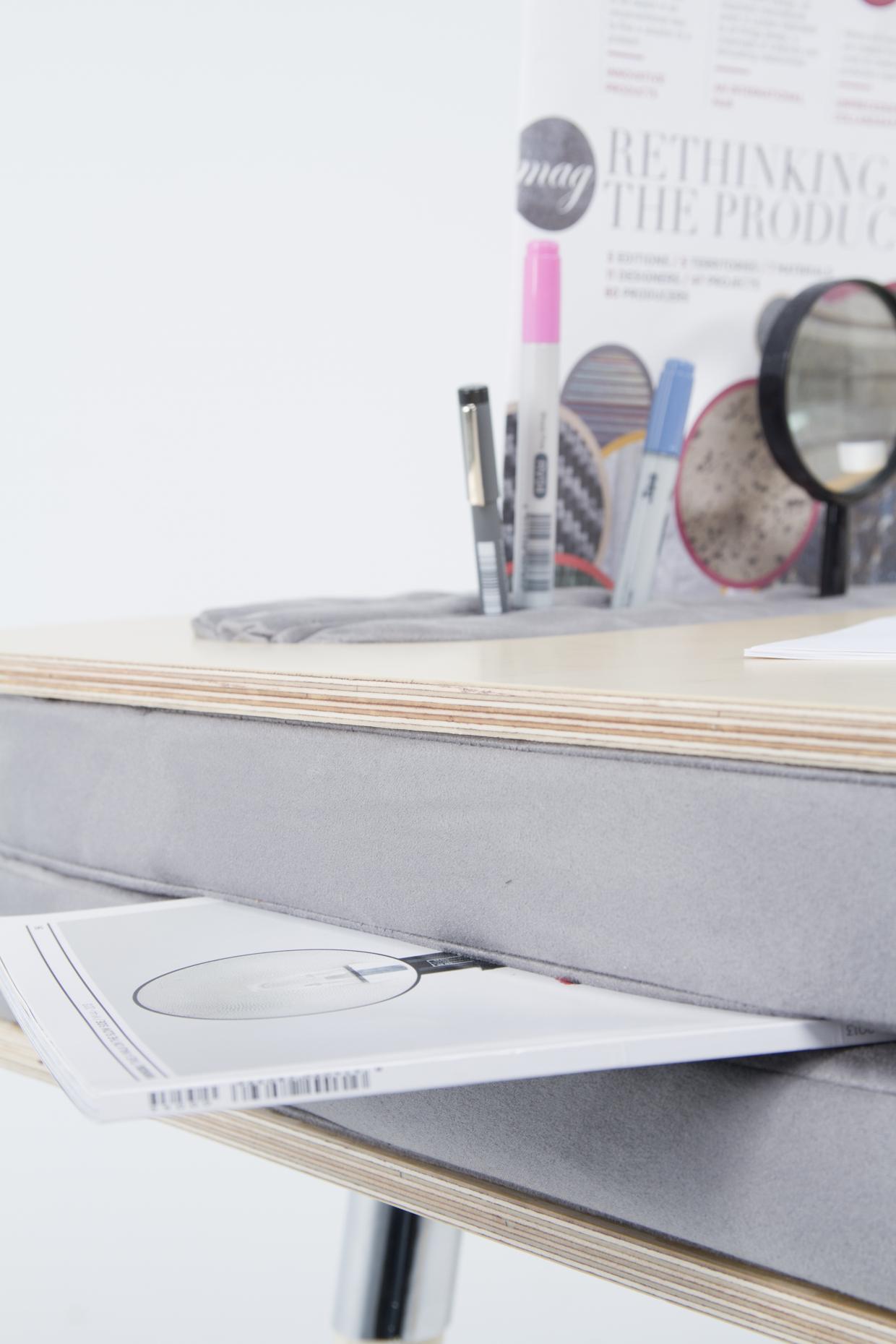 Oxymoron Desk / Anna Lotova (1)