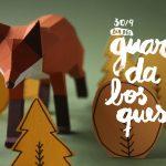 Papercraft Animals / Guardabosques