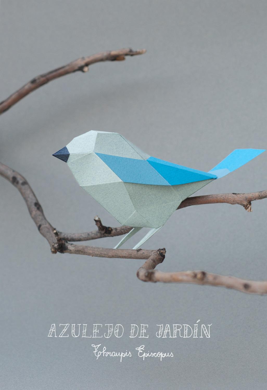 Papercraft Animals / Guardabosques (1)