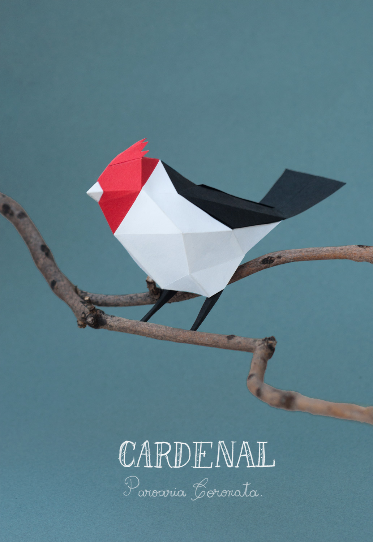 Papercraft Animals / Guardabosques (6)