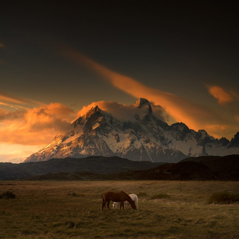 Patagonia Dreaming I / Andy Lee