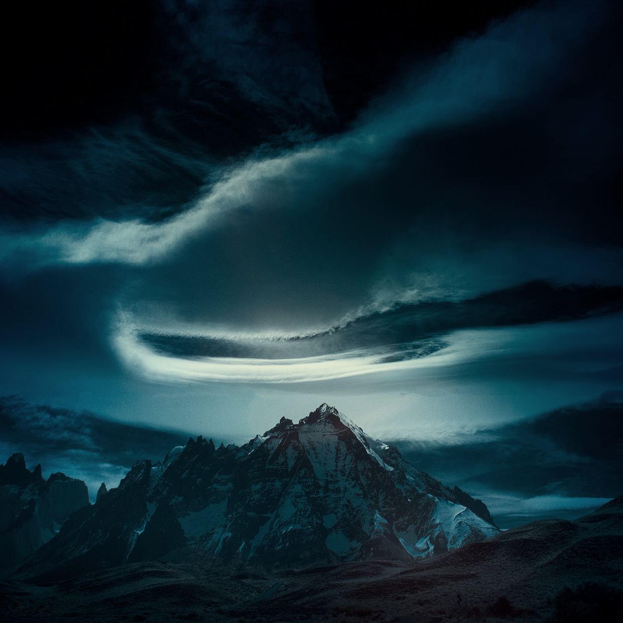 Patagonia Dreaming I / Andy Lee (13)