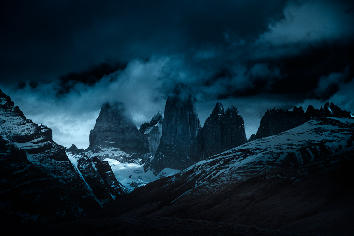 Patagonia Dreaming I / Andy Lee (9)