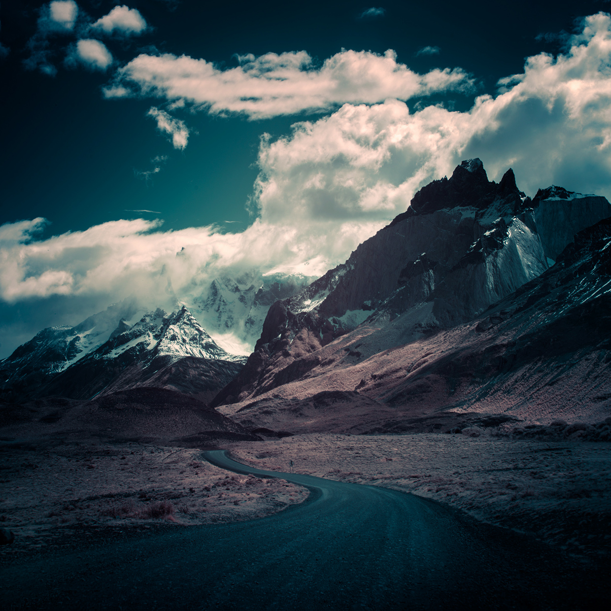 Patagonia Dreaming I / Andy Lee (5)