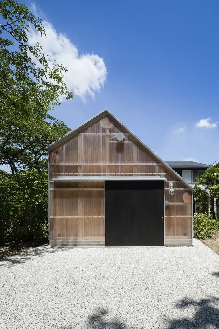 Photography Studio / FT Architects