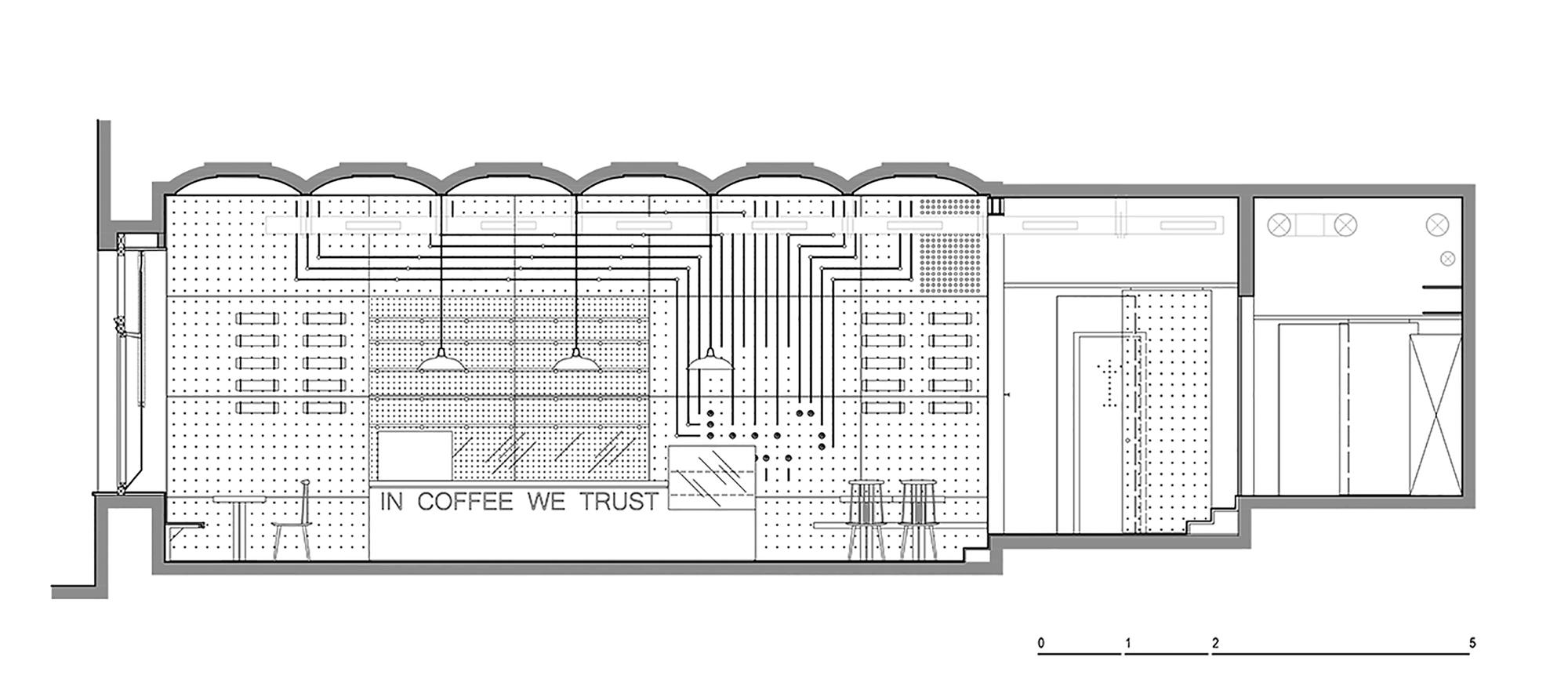Proti Proudu Bistro / Mimosa architekti (3)