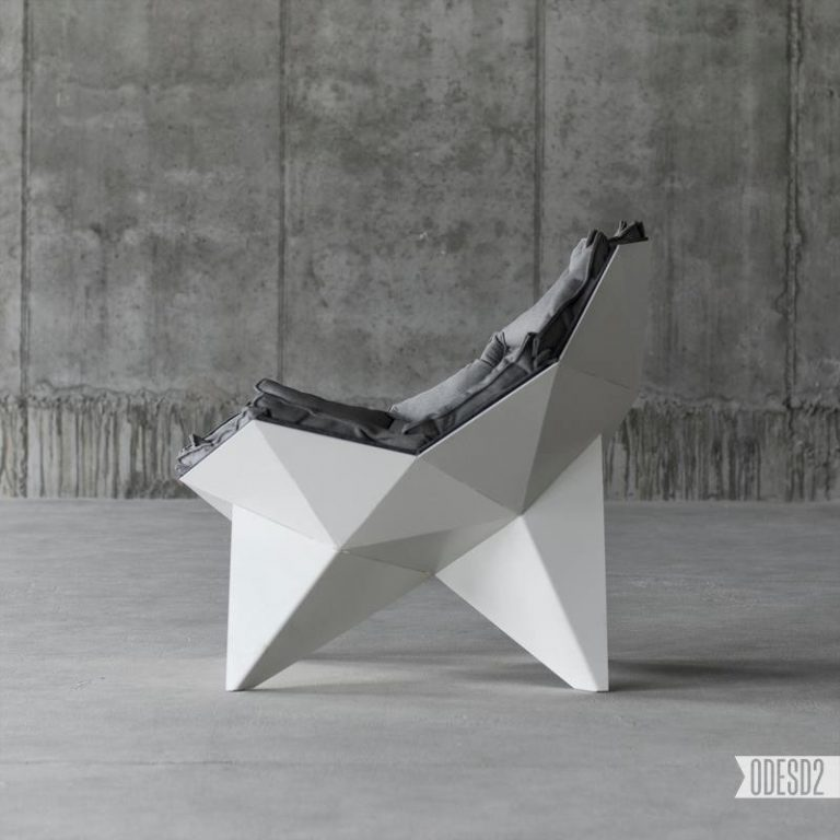 Lounge chair Q1 / ODESD2
