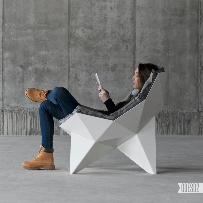 Lounge chair Q1 / ODESD2 (9)