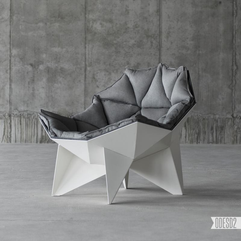 Lounge chair Q1 / ODESD2 (6)