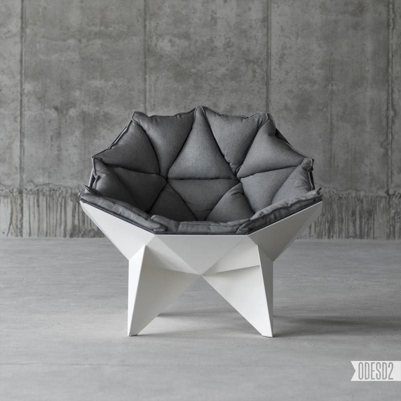 Lounge chair Q1 / ODESD2 (5)