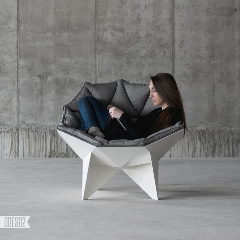 Lounge chair Q1 / ODESD2 (4)