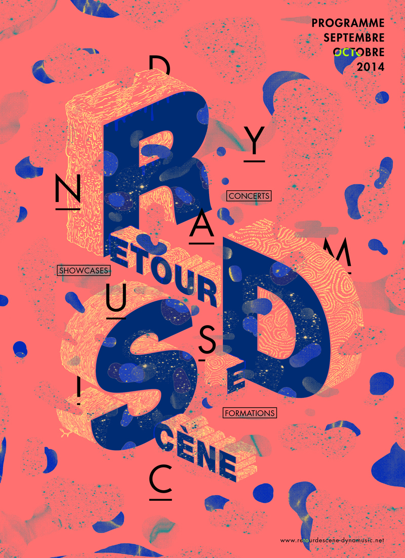 RDS Poster / Patrick Garbit (2)