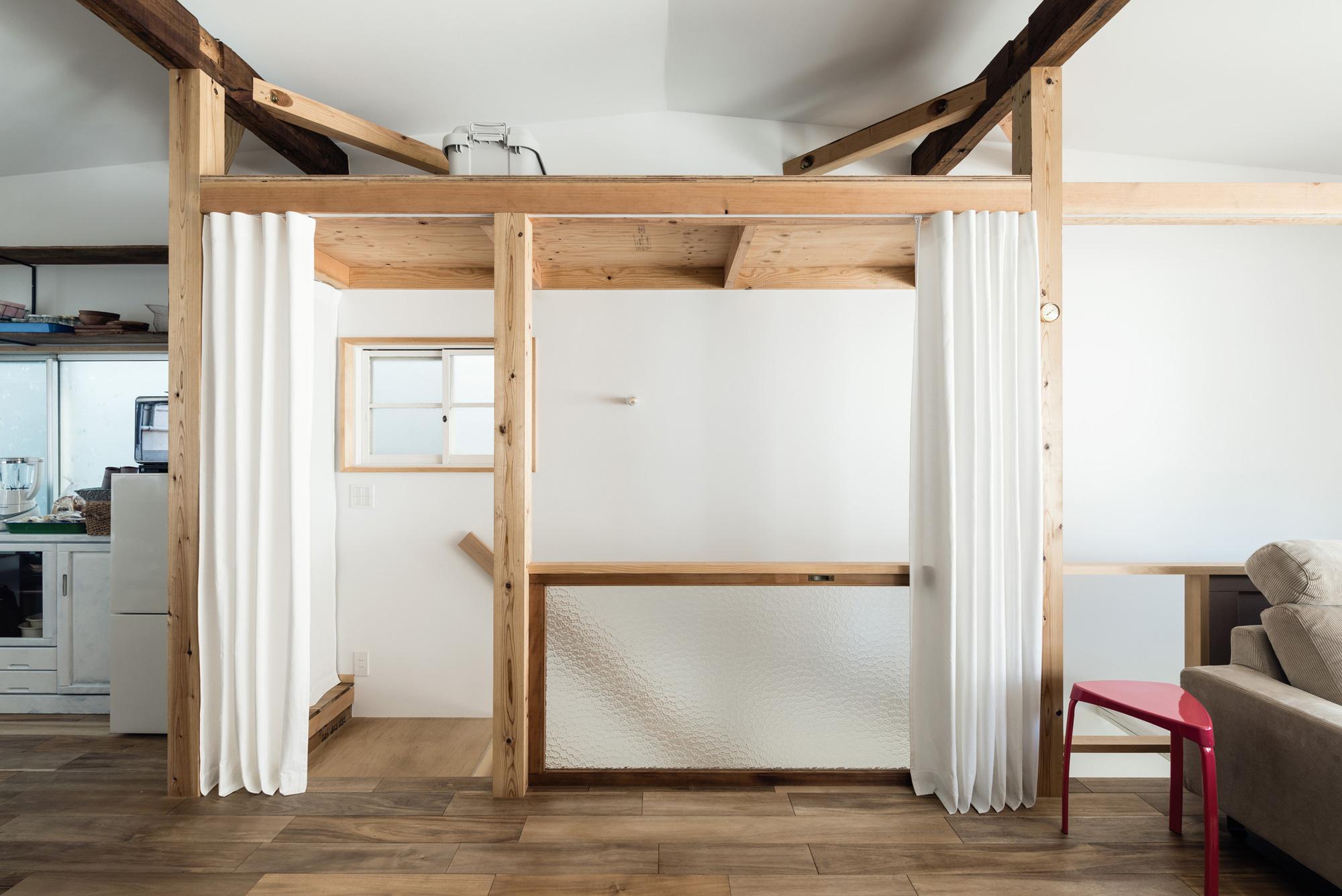 Re-Toyosaki / Coil Kazuteru Matumura Architects (14)