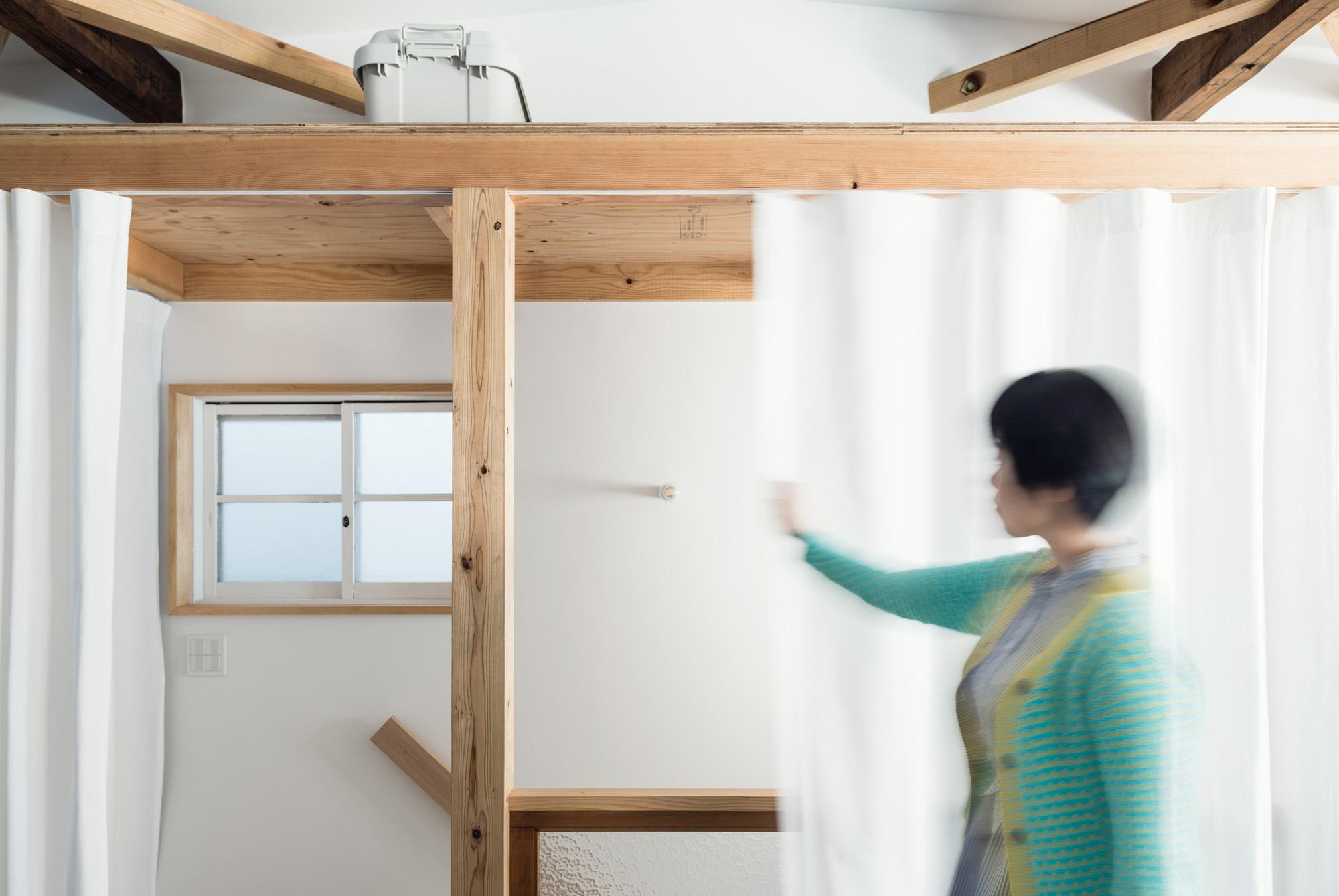 Re-Toyosaki / Coil Kazuteru Matumura Architects (13)