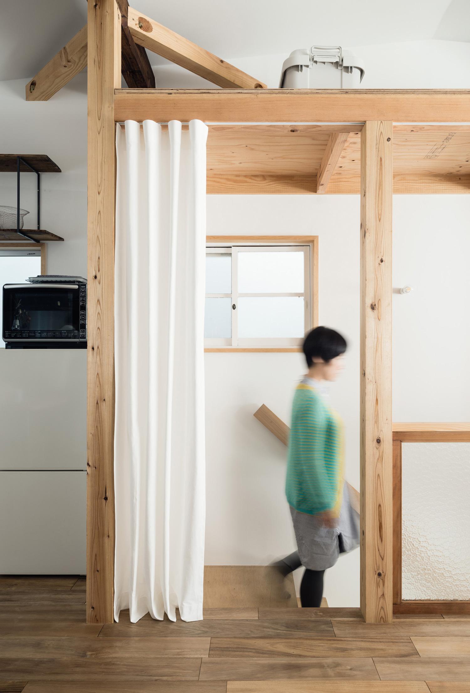 Re-Toyosaki / Coil Kazuteru Matumura Architects (12)