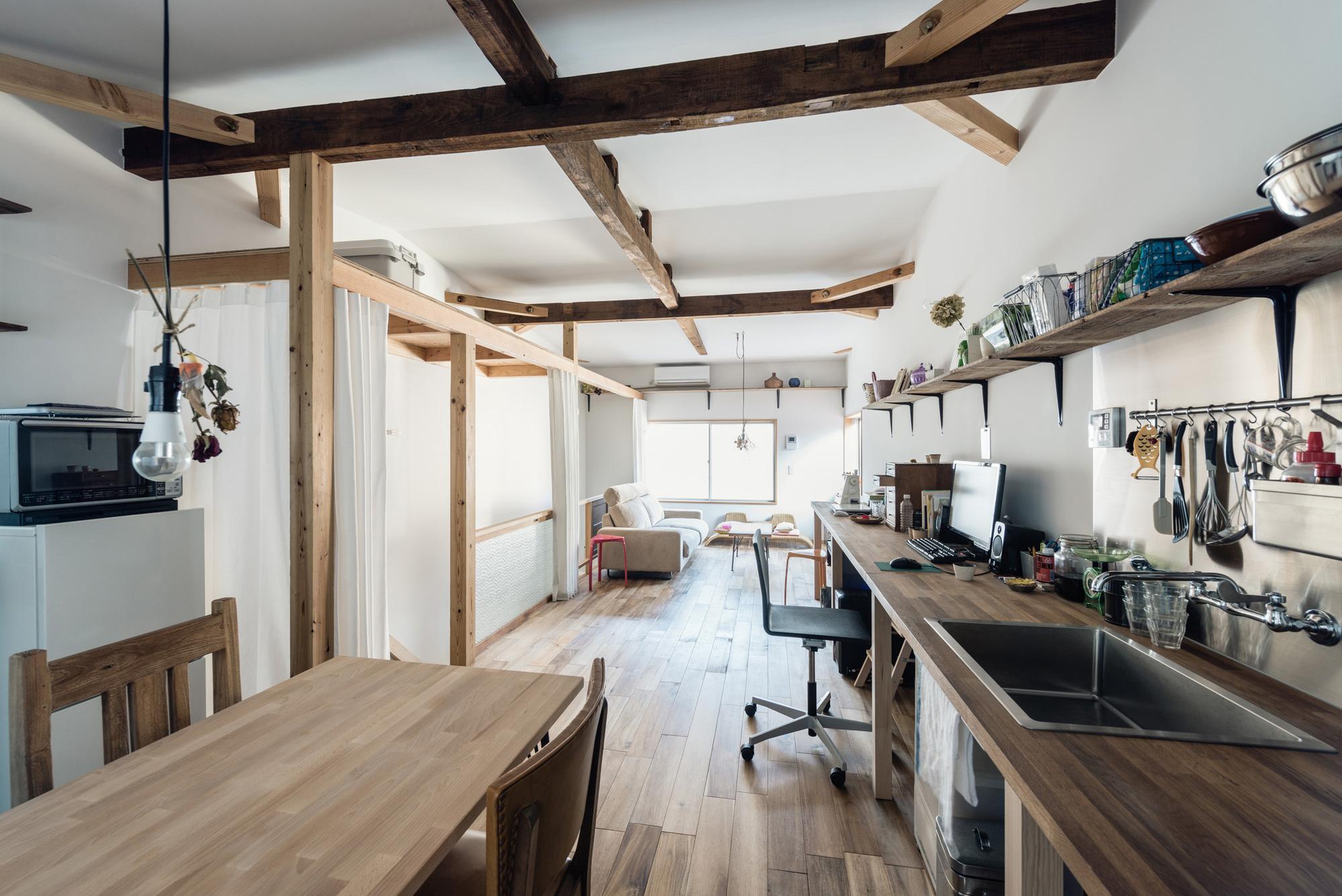 Re-Toyosaki / Coil Kazuteru Matumura Architects (10)