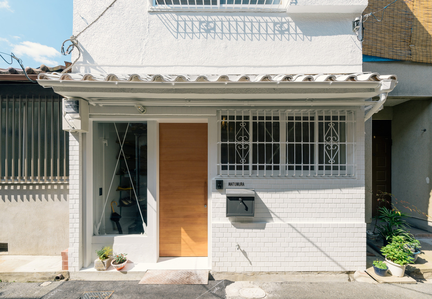 Re-Toyosaki / Coil Kazuteru Matumura Architects (23)