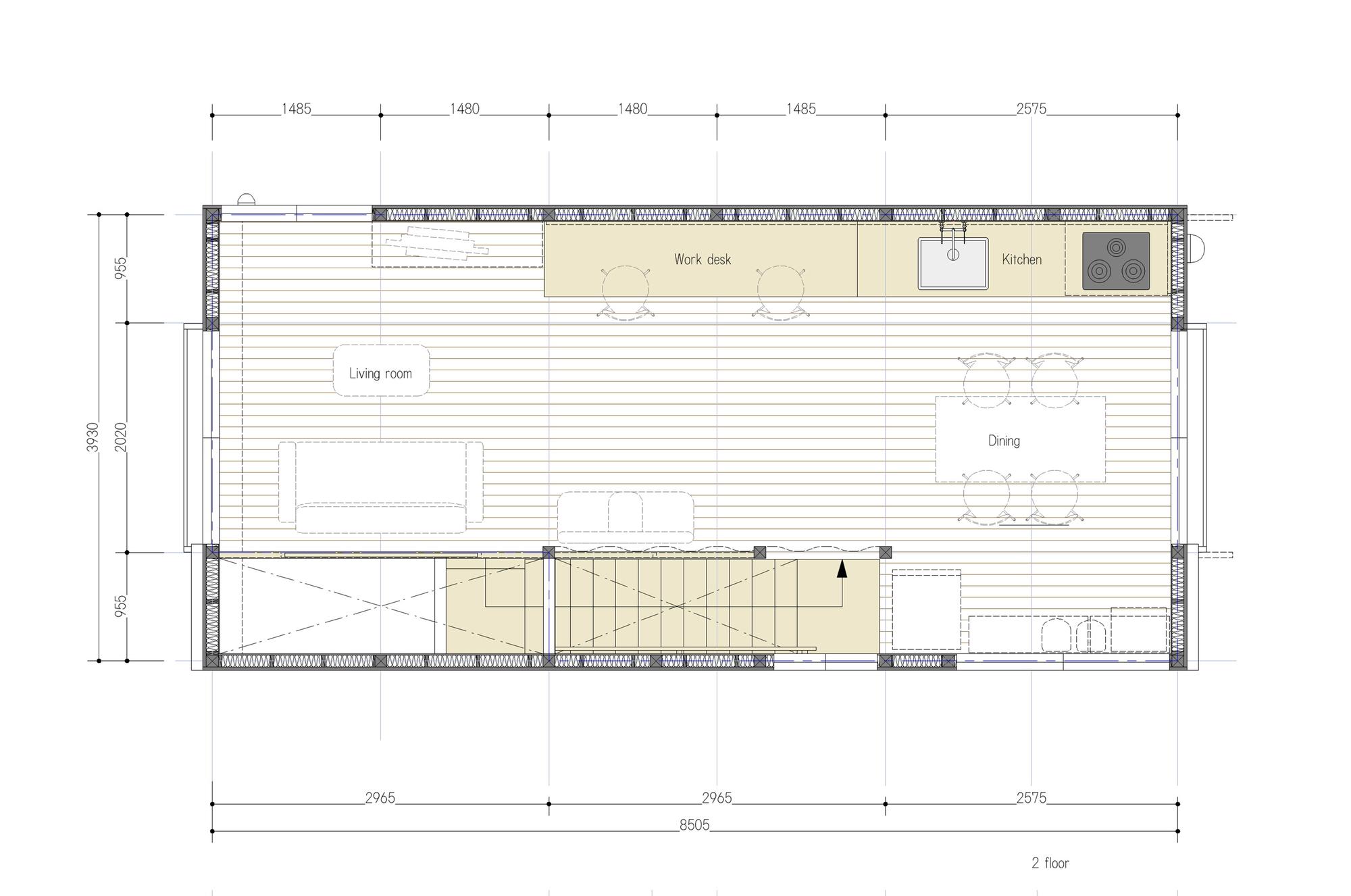 Re-Toyosaki / Coil Kazuteru Matumura Architects (5)