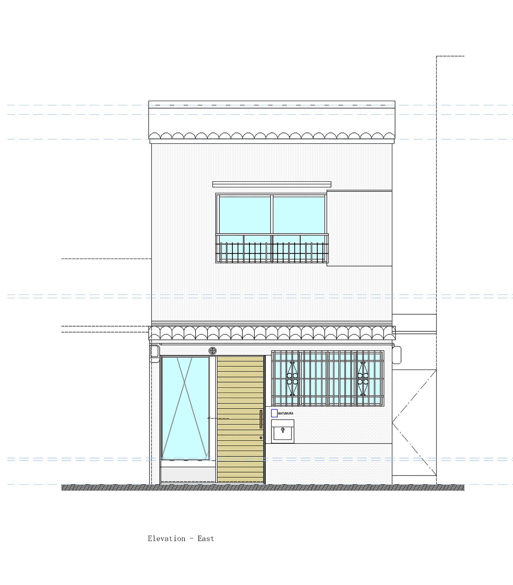 Re-Toyosaki / Coil Kazuteru Matumura Architects (2)