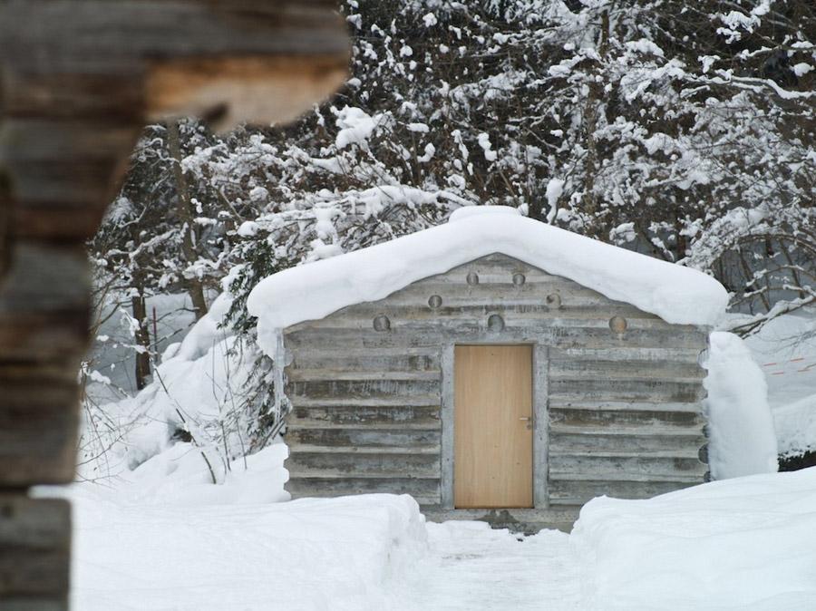 Refuge / Nickisch Sano Walder Architekten (6)