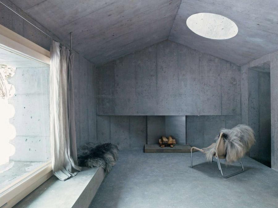 Refuge / Nickisch Sano Walder Architekten (2)