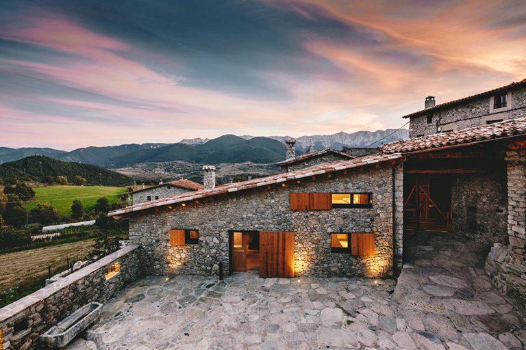 Réhabilitation d'une Maison en Cerdagne / Dom Arquitectura