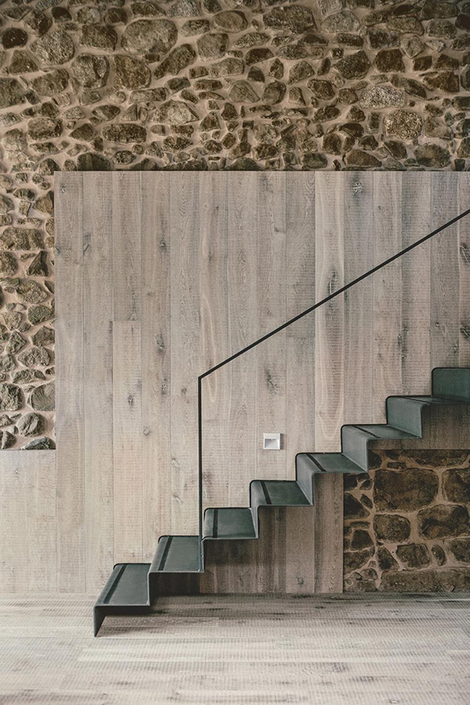 Réhabilitation d'une Maison en Cerdagne / Dom Arquitectura (11)