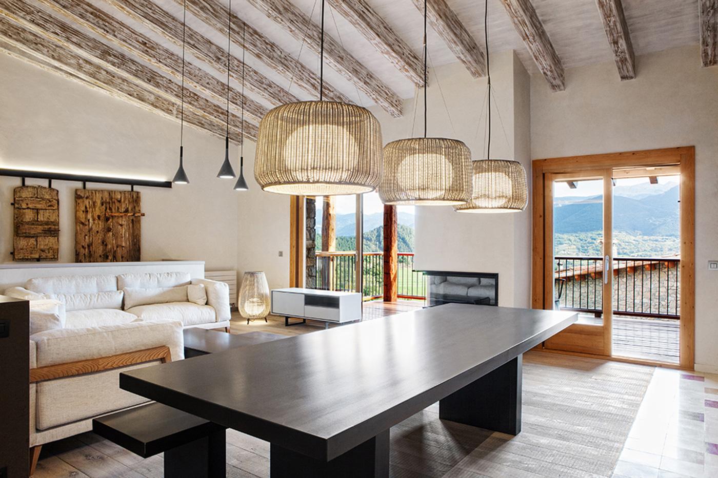Réhabilitation d'une Maison en Cerdagne / Dom Arquitectura (10)