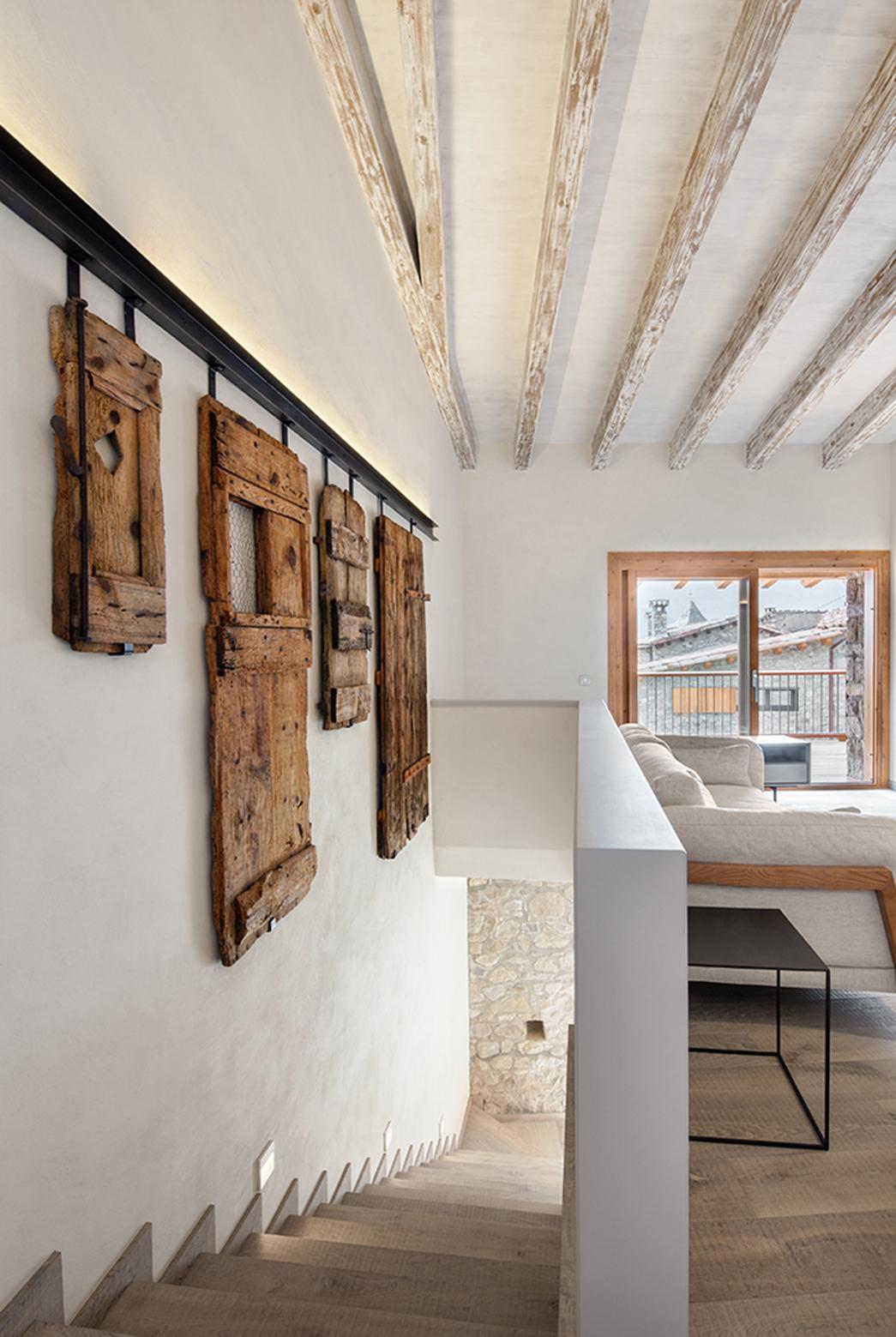 Réhabilitation d'une Maison en Cerdagne / Dom Arquitectura (9)