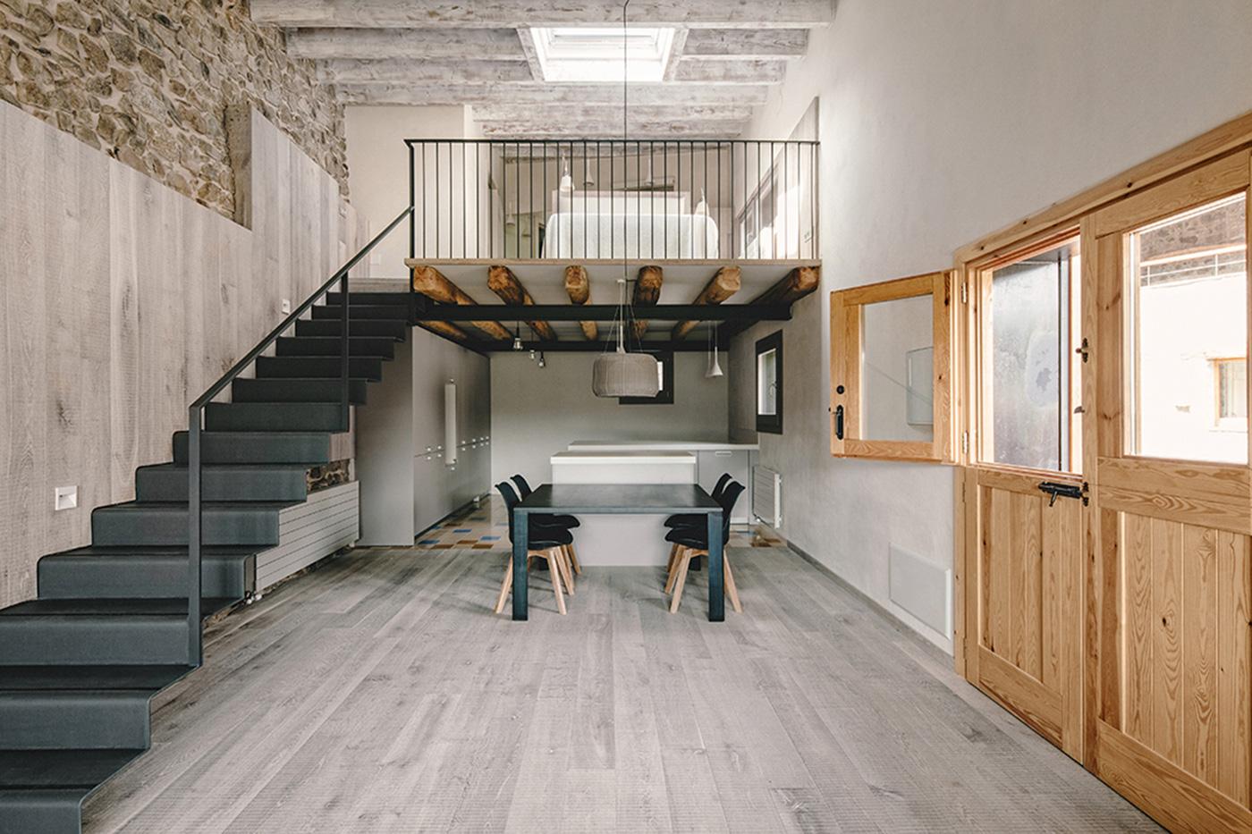 Réhabilitation d'une Maison en Cerdagne / Dom Arquitectura (6)