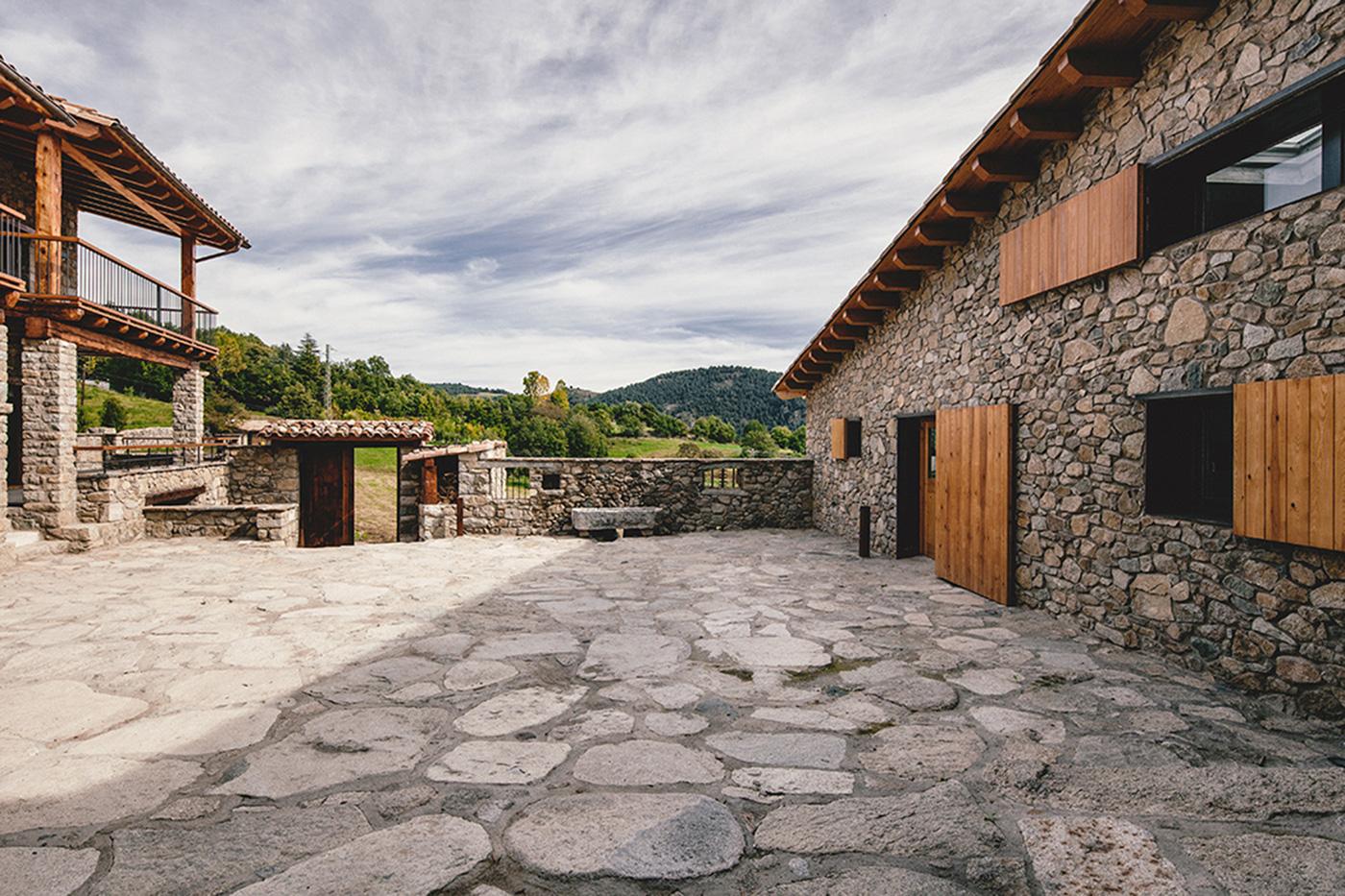 Réhabilitation d'une Maison en Cerdagne / Dom Arquitectura (5)