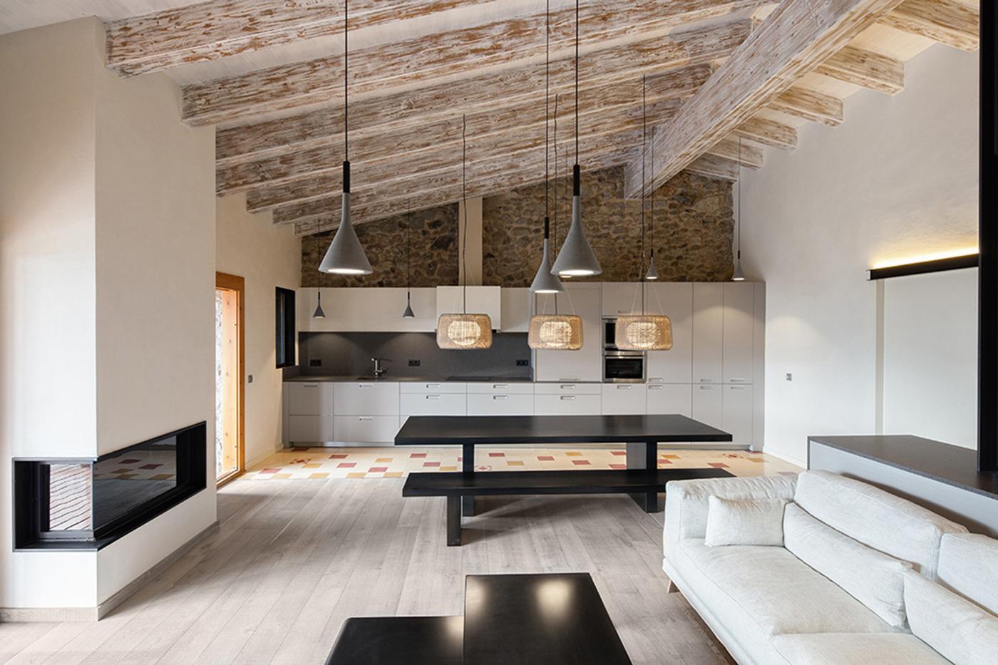 Réhabilitation d'une Maison en Cerdagne / Dom Arquitectura (18)