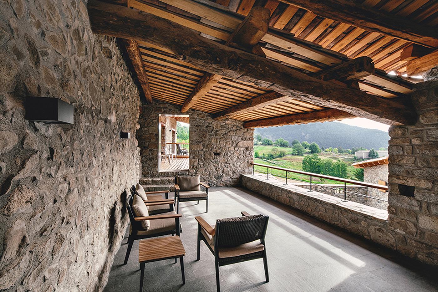 Réhabilitation d'une Maison en Cerdagne / Dom Arquitectura (16)