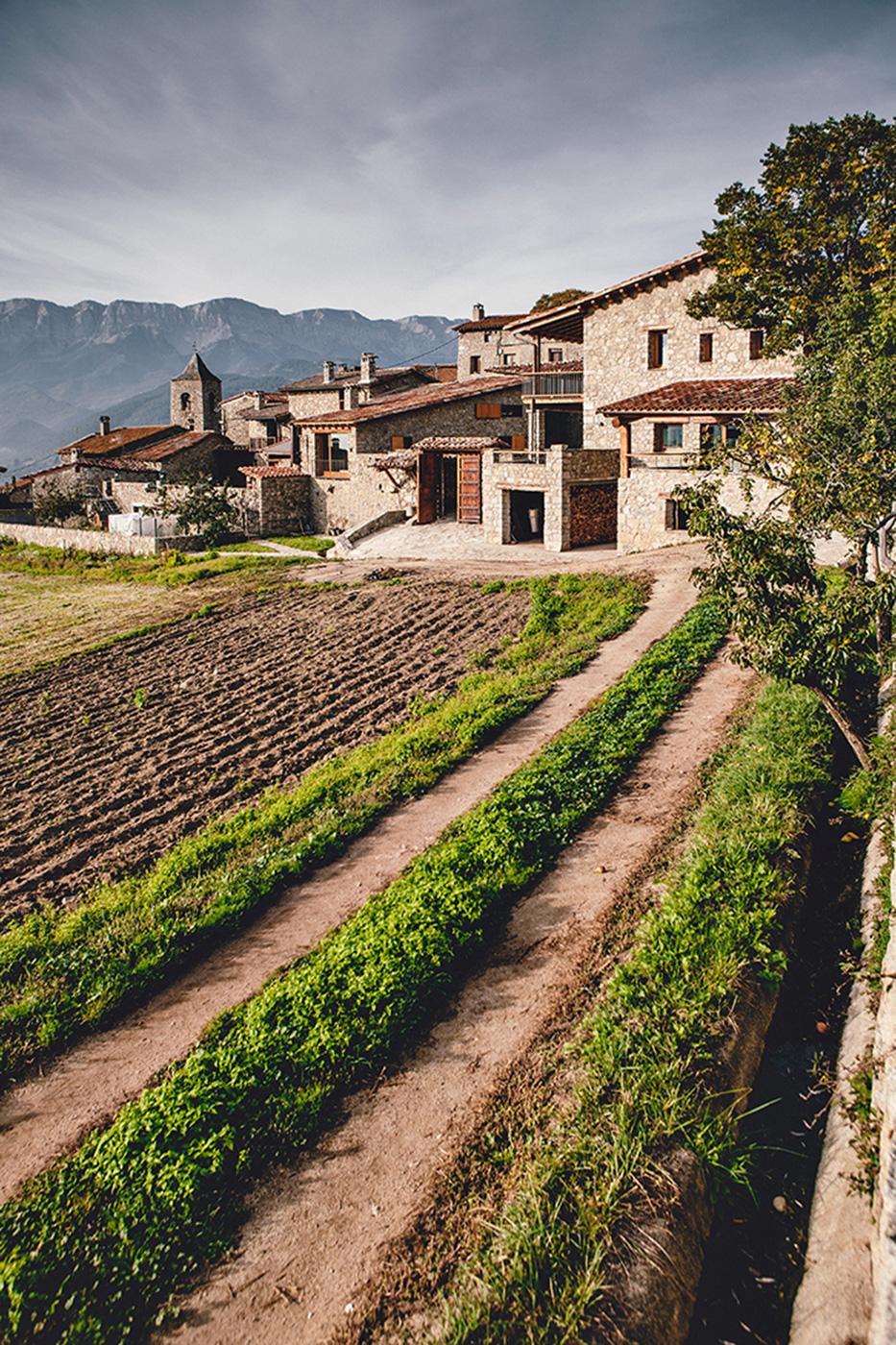 Réhabilitation d'une Maison en Cerdagne / Dom Arquitectura (14)