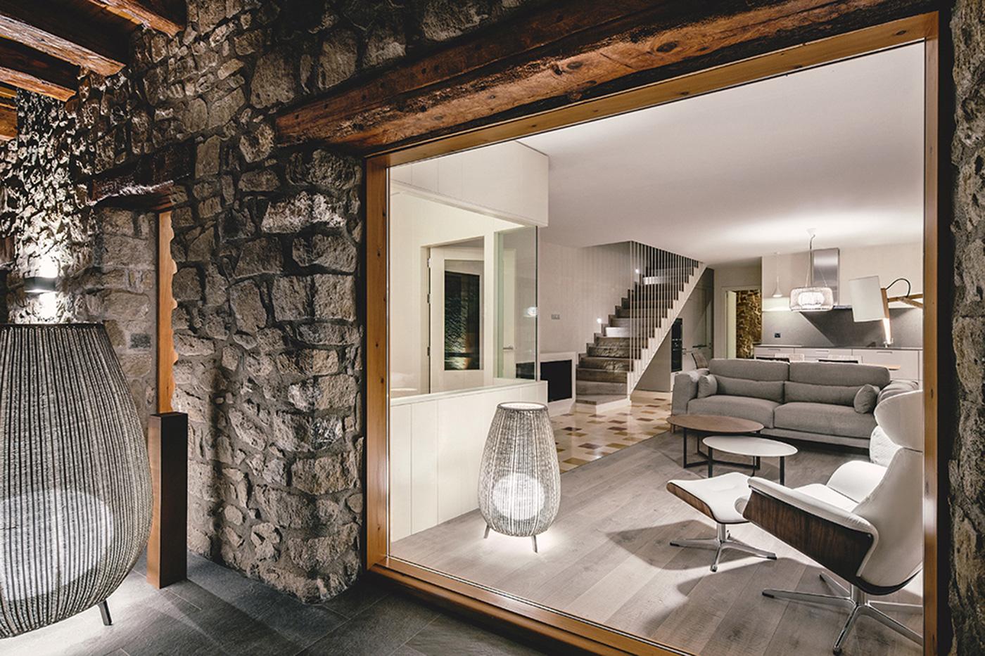 Réhabilitation d'une Maison en Cerdagne / Dom Arquitectura (13)