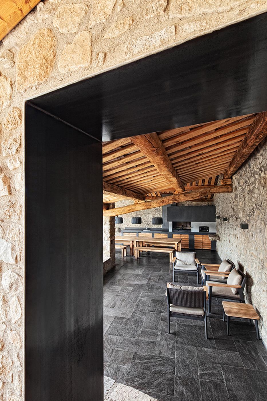 Réhabilitation d'une Maison en Cerdagne / Dom Arquitectura (12)